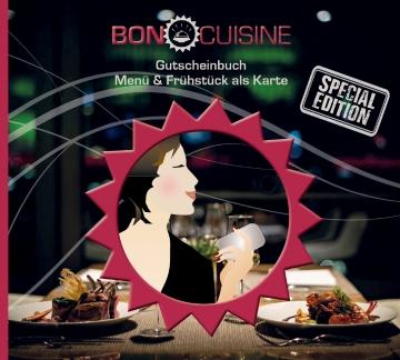 CUISINE Gourmet Card Menü & Frühstück 18/19