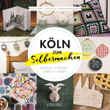 buch k ln zum selbermachen basteln stricken h keln n hen. Black Bedroom Furniture Sets. Home Design Ideas