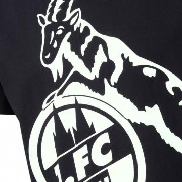 1 Fc Köln T Shirt Leuchterstr Der Fc Fanshop Des Ksta