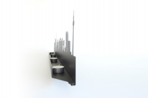radius licht k lner skyline leben auf koelsch. Black Bedroom Furniture Sets. Home Design Ideas